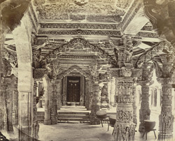 Interior of Adinatha temple? Abu 75212146
